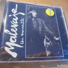 CDs de Música: RAR CD. MALEVAJE. UN MOMENTITO... 1988. 10 TRACKS. Lote 194982137