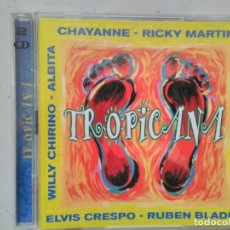 CDs de Música: CD DOBLE TROPICANA. Lote 194982592