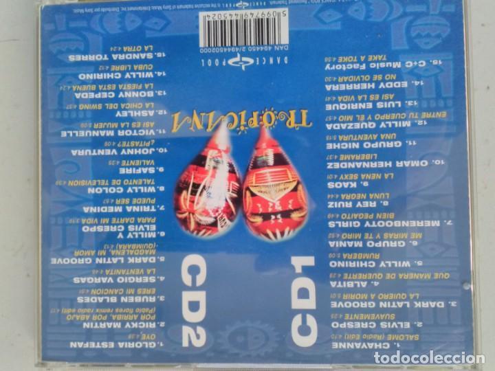 CDs de Música: CD DOBLE TROPICANA - Foto 2 - 194982592