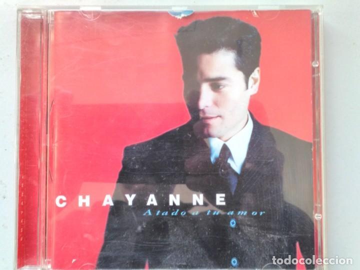 CHAYANNE ATADO A TU AMOR (Música - CD's Latina)