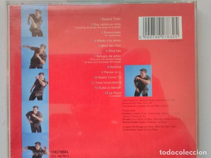 CDs de Música: CHAYANNE ATADO A TU AMOR - Foto 2 - 194982666