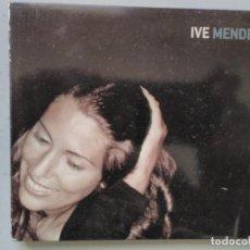 CDs de Música: IVE MENDES. Lote 194983286