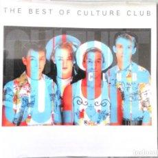 CDs de Música: CULTURE CLUB THE BEST. Lote 194986115