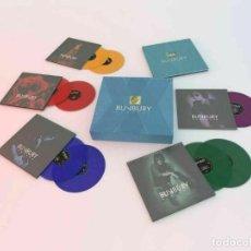 CDs de Música: PEQUEÑO (XX ANIVERSARIO) 9 LP+5CD-BUNBURY- 06-12-19-HEROES DEL SILENCIO. Lote 194990962