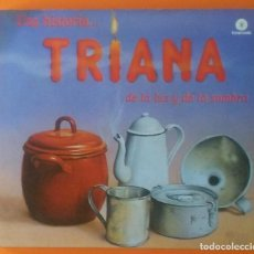 CDs de Música: TRIANA UNA HISTORIA...DE LA LUZ Y DE LA SOMBRA DIGIPACK 2 CDS FONOMUSIC 1997 CON LIBRETO 18 TEMAS. Lote 194993442
