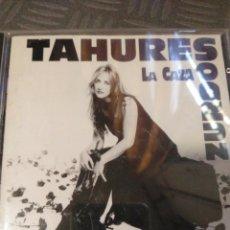 CDs de Música: TAHÚRES ZURDOS LA CAZA. Lote 194999865