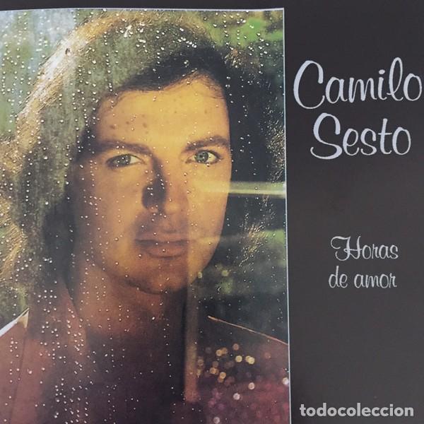 CAMILO SESTO HORAS DE AMOR CD DESCATALOGADO (Música - CD's Melódica )