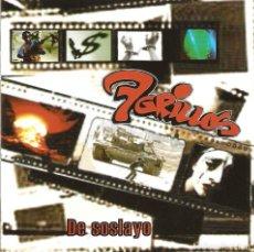 CDs de Música: 7 GRILLOS - DE SOSLAYO (CD). Lote 195015277
