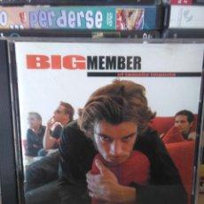CDs de Música: BIG MEMBER - EL TAMAÑO IMPORTA. Lote 195015341