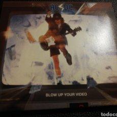 CDs de Música: CD DE AC DC - BLOW UP YOUR VIDEO. Lote 195016088