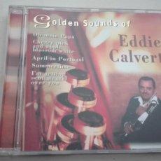 CDs de Música: EDDIE CALVERT CD GOLDEN SOUNDS OF DISKY 1996. Lote 195027440
