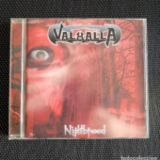 CDs de Música: VALHALLA -NIGHTBREED CD 2003. Lote 195027908