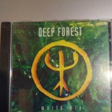 CDs de Música: DEEP FOREST . WORLD MIX. Lote 195028672