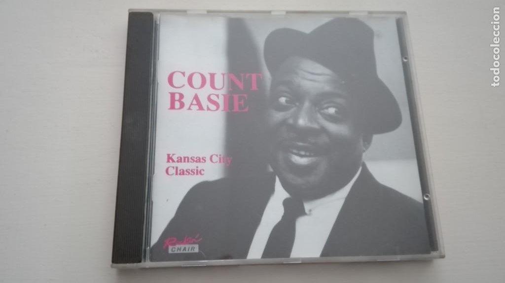 COUNT BASIE CD KANSAS CITY CLASSIC ROCKIN'CHAIR GRABADO EN NUEVA YORK EN 1940 Y 1941 (Música - CD's Jazz, Blues, Soul y Gospel)