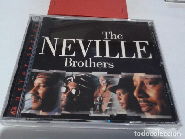 CD ( THE NEVILLE BROTHERS ) 1996 POLYGRAM (Música - CD's Jazz, Blues, Soul y Gospel)