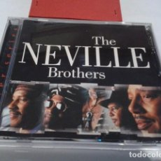 CDs de Música: CD ( THE NEVILLE BROTHERS ) 1996 POLYGRAM. Lote 195032722