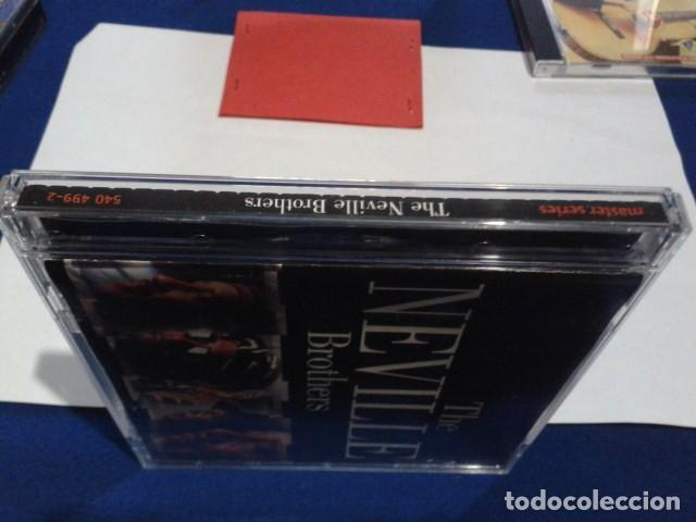 CDs de Música: CD ( THE NEVILLE BROTHERS ) 1996 POLYGRAM - Foto 3 - 195032722