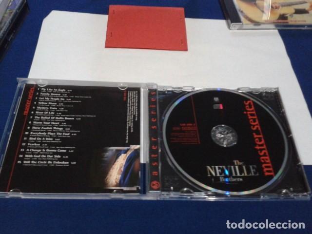 CDs de Música: CD ( THE NEVILLE BROTHERS ) 1996 POLYGRAM - Foto 4 - 195032722