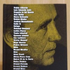 CDs de Música: JOAN MANUEL SERRAT (ANTOLOGIA DESORDENADA) 4 CD'S + LIBRO 2014. Lote 195037033