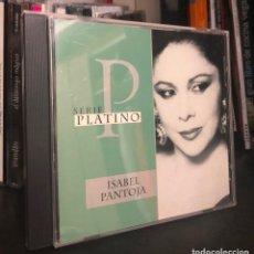 CD di Musica: CD ISABEL PANTOJA SERIE PLATINO TABLAO FLAMENCO MARIBEL CAJA LA CANCION ESPAÑOLA SINGLE LP CASE BOX. Lote 195039287