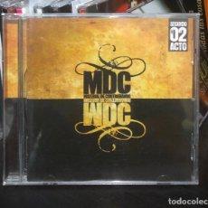 CDs de Música: CD CANARIAS MDC MATERIAL DE CONTRABANDO MIKEL LUIS RAP ISLAS CANARIAS ESPAÑA DON PATRICIO TENERIFE . Lote 195040385