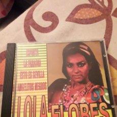 CDs de Música: LOLA FLORES. 15 GRANDES ÉXITOS. EDICION DE 1996.. Lote 195042940