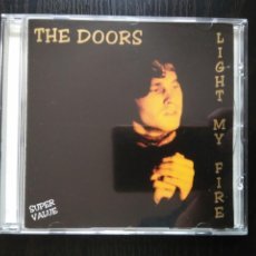 CDs de Música: THE DOORS (1CD) LIVE 1968 (LIGHT MY FIRE) SUPER VALUE. Lote 195043313