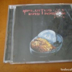 CDs de Música: MALDITOS BASTARDOS / CD. Lote 195043512