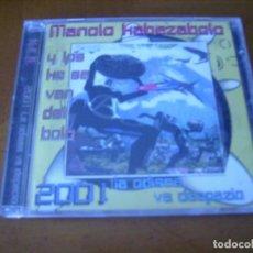 CDs de Música: M.K.B. / 2001 LA ODISEA DEL ESPACIO. Lote 195043718