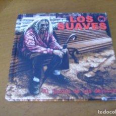 CDs de Música: LOS SUAVES / EL JARDIN DE LAS DELICIAS / CD + LIBRETO + DVD. Lote 195044365
