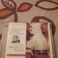 CDs de Música: ORQUESTA CASINO DE LA PLAYA. CANTA MIGUELITO VALDES. EDICION BELGA. MUY RARO.. Lote 195046028
