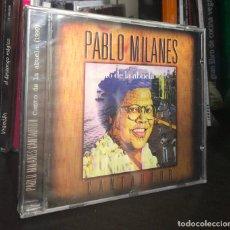 CDs de Música: CD PABLO MILANES CANTO DE LA ABUELA 1990 CANTAUTOR SILVIO RODRIGUEZ NUEVA TROVA CUBANA QUERIDO CASE. Lote 195046253