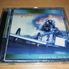 CDs de Música: BURNING RAIN CD PLEASURE..2013 FRONTIERS RECORDS-BONFIRE-TREAT-W.E.T-WHITE LION(COMPRA MINIMA 15 EUR. Lote 195047482
