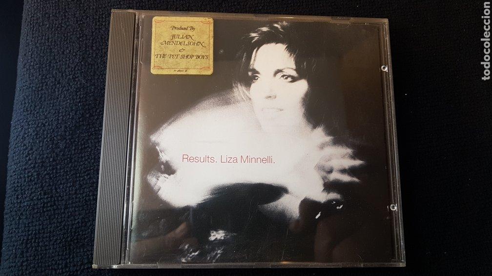 CDs de Música: Liza Minnelli ..Results..1989 - Foto 2 - 195048273
