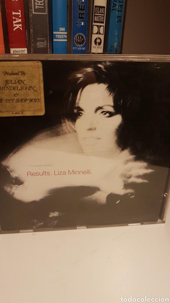 LIZA MINNELLI ..RESULTS..1989 (Música - CD's Jazz, Blues, Soul y Gospel)