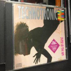 CDs de Música: TECHNOTRONIC PUMP UP THE JAM CD ALBUM THIS BEAT IS LP SINGLE CASE GET UP MOVE GREATEST HITS VHS. Lote 195048433