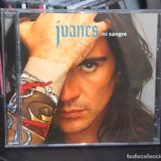 CDs de Música: CD JUANES ALBUM MI SANGRE VHS DVD LP SINGLE LA CAMISA NEGRA PARA TU AMOR POSTER FOTO FOTOGRAFIA . Lote 195049153