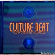 CDs de Música: CULTURE BEAT - THE REMIX ALBUM . Lote 195050460