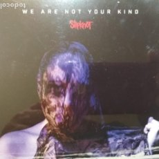 CD de Música: SLIPKNOT WE ARE NOT YOUR KIND CD. Lote 195051963
