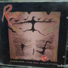 CDs de Música: RUA HOMELAND THE RUA COLLECTION CD ALBUM PEPETO. Lote 195054208