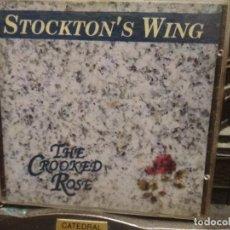 CDs de Música: STOCKTON'S WING THE CROOOKED ROSE CD ALBUM IRLANDA . Lote 195054366