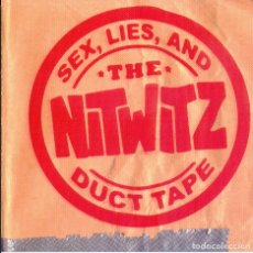 CDs de Música: NITWITZ - SEX, LIES AND DUCT TAPE (CD). Lote 195054807