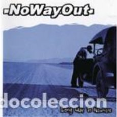 CDs de Música: NO WAY OUT - LONG WAY TO NOWHERE (CD). Lote 195054948