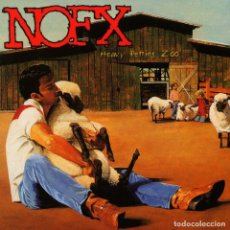 CDs de Música: NOFX - HEAVY PETTING ZOO (CD). Lote 195055018