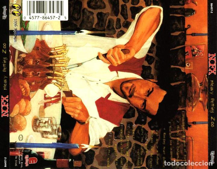 CDs de Música: NOFX - Heavy petting zoo (CD) - Foto 2 - 195055018