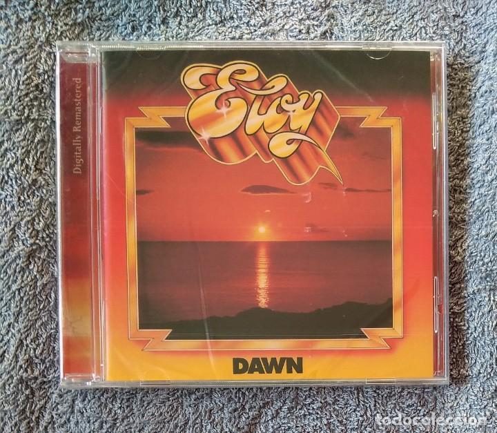 ELOY - DAWN CD NUEVO Y PRECINTADO - ROCK PROGRESIVO SPACE ROCK (Música - CD's Rock)