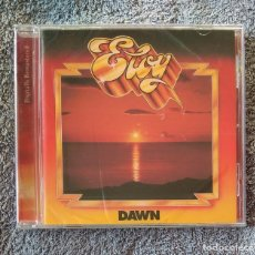 CDs de Música: ELOY - DAWN CD NUEVO Y PRECINTADO - ROCK PROGRESIVO SPACE ROCK. Lote 195055262