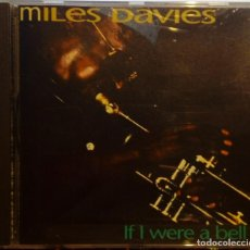 CDs de Música: MILES DAVIES IF I WERE A BELL CD PILZ RECORDS 1993. Lote 195055466