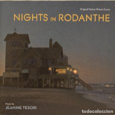 CDs de Música: NIGHTS IN RODANTHE / JEANINE TESORI ‎CD BSO. Lote 195056562