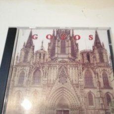 CDs de Música: G-KUKI84 CD MUSICA GOZOS MUSICA PARA LA CATEDRAL . Lote 195056722